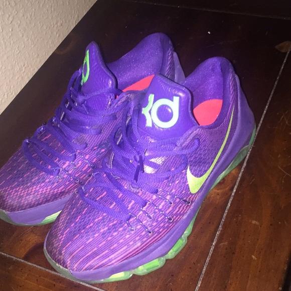 inercia Pastor Culo  Nike Shoes | Purple Kd 8 | Poshmark